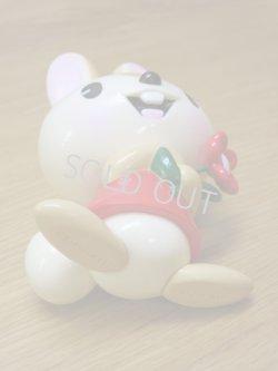 画像4: ソフビ人形・うさぎさん